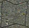Carte des cités/quartiers du 9e Arrondissement