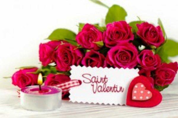 j espère que vous avez passer une bonne bonne saint Valentin