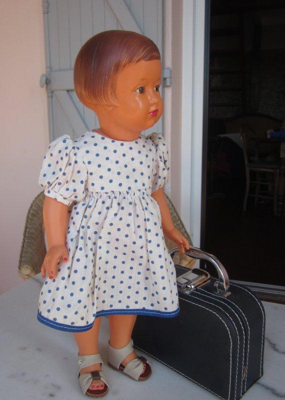Françoise part en vacances