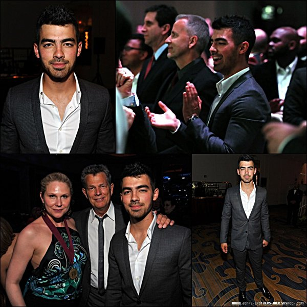 Le 17 Mai 2011 | Joe a participé à la 2011 BMI Pop Music Awards qui a eu lieu à Beverly Hills.