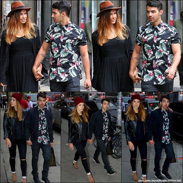 Le 18 Mai 2013 | Joe et Blanda dans New York.