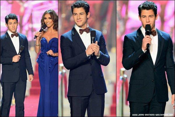 Le 16 Juin 2013 | Les Jonas Brothers à Miss USA, Las Vegas.
