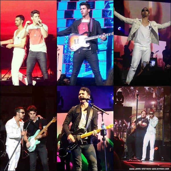 Le 21 Juillet 2013 | Les Jonas à Watch What Happens Live. Partie 2 / Partie 3