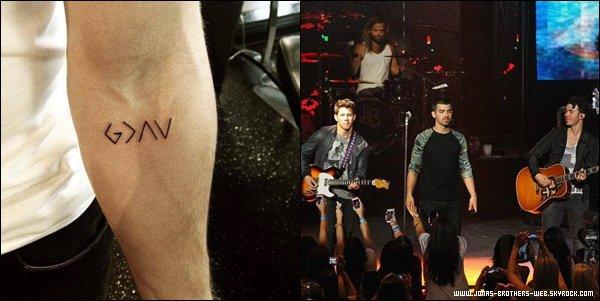 Interview | Les Jonas Brothers ont donné une interview pour 106.1.