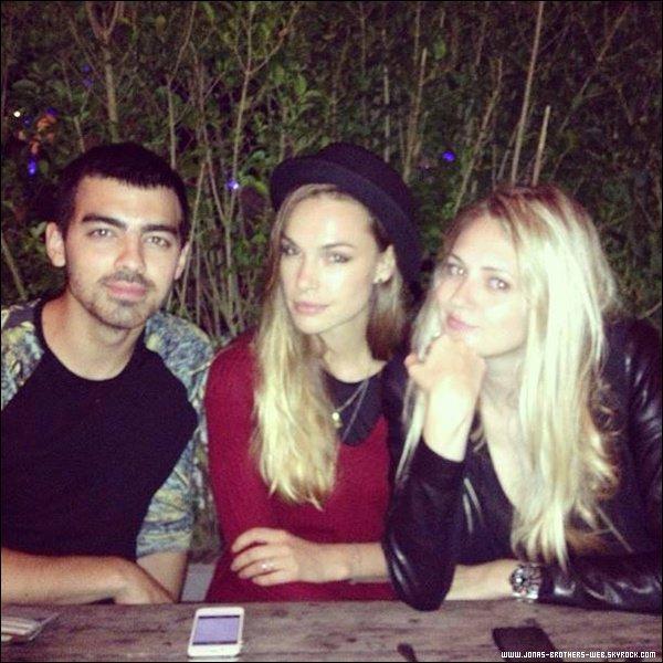 Le 31 Août 2013 | Janda et l'amie de Blanda au concert de Patti Smith.