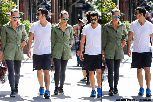 Le 10 Septembre 2013 | Joe a été vue dans SoHo.