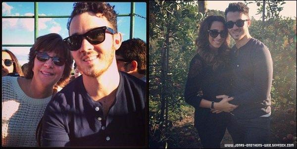 Le 30 Septembre 2013 | Joe et Blanda ont allé à la soirée Unite 4:Good à Paris, France.