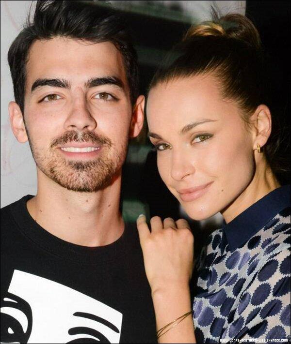 Le 05 Février 2014 | Joe et Blanda sont allé au Nylon & Details Fashion Show, NY.