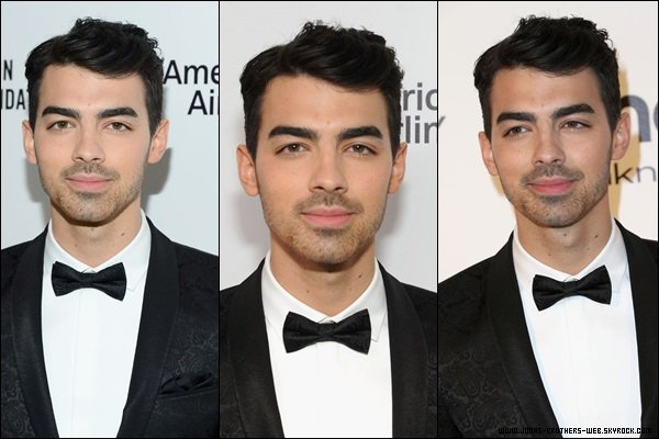 Le 02 Mars 2014 | Joe au 22nd Annual Elton John AIDS Foundation's Oscar.