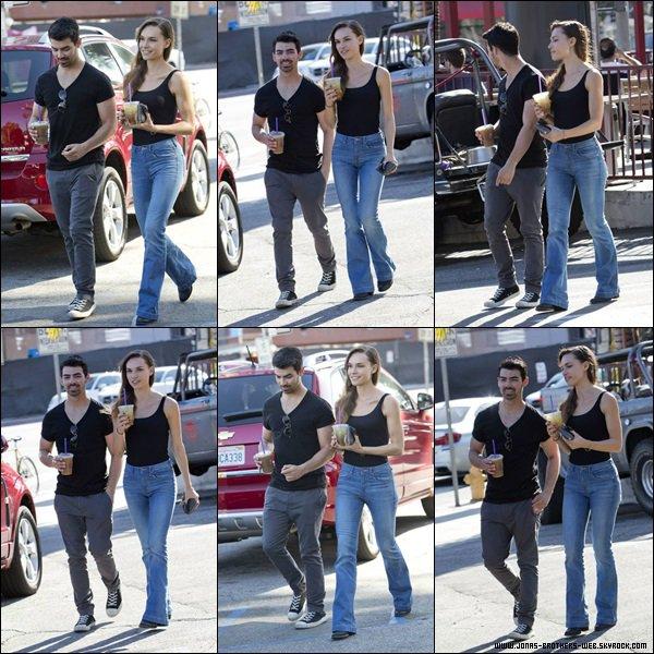 Le 12 Mars 2014 | Joe et Blanda en balade dans L.A.