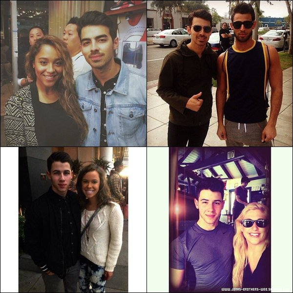 Le 27 Mars 2014 | Joe est allé au dîner Nicholas Kirkwood, Hôtel Bel-Air.