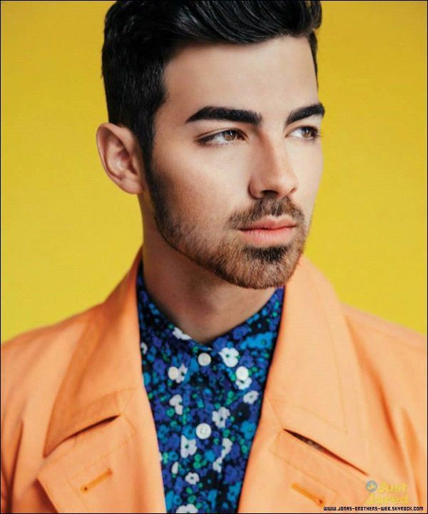 Photoshoot | Nouvelle photo du shoot de Joe pour le magazine Scene.