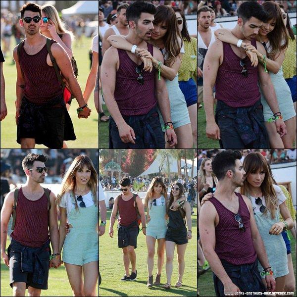 Vidéo | Joe fait partie au coter de Selena et d'autre artiste du nouveau spot de Free The Children.