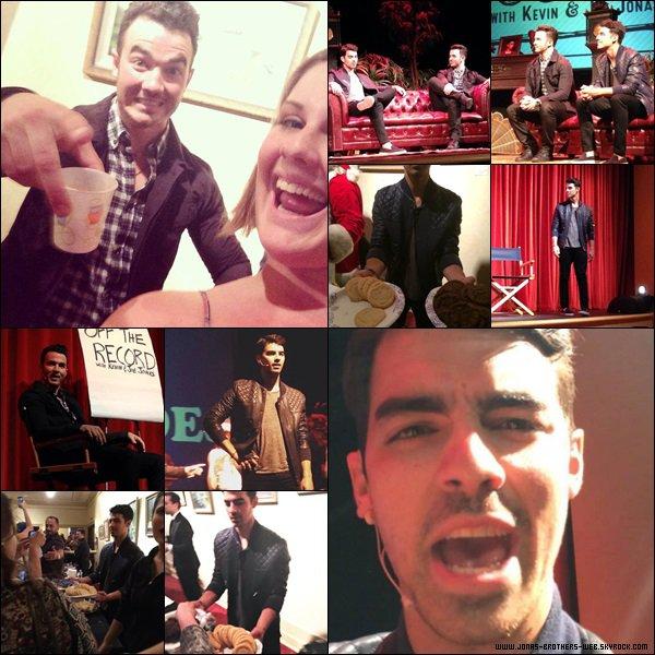 Snapchat | Joe a posté ces vidéo sur son compte.