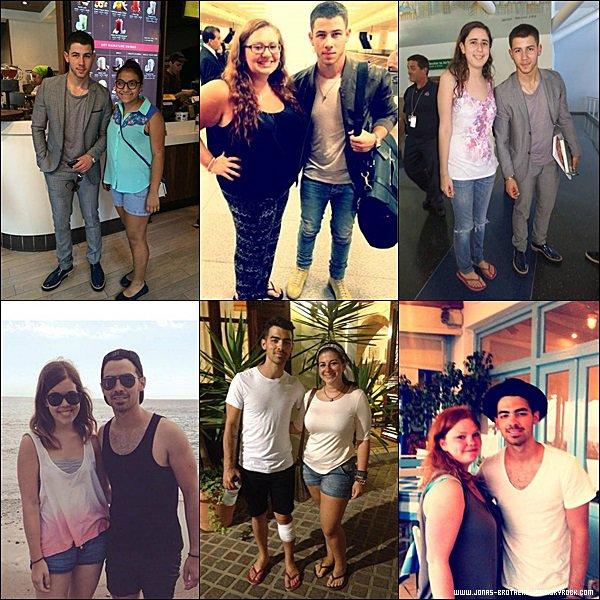 Le 13 Juillet 2014 | Nick est allé à la soirée organisé par Buyer & Cellar au Mark Taper Forum à Los Angeles.