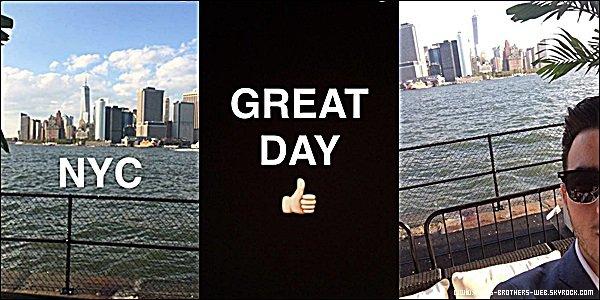 Le 07 Août 2014 | Le beau Joe vue dans Soho, New York.