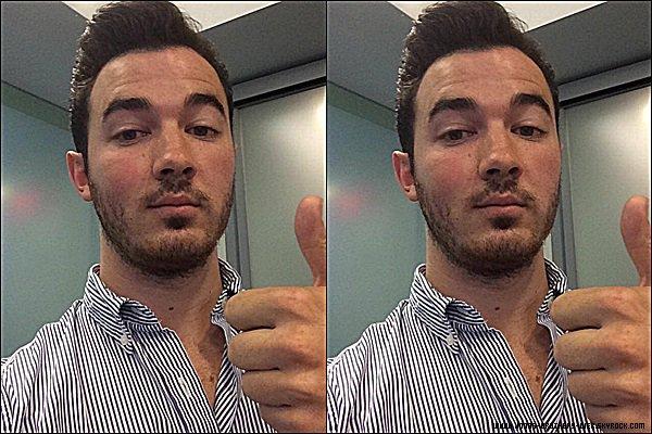 Snapchat | Kevin a posté ces vidéos et cette photo sur son compte.
