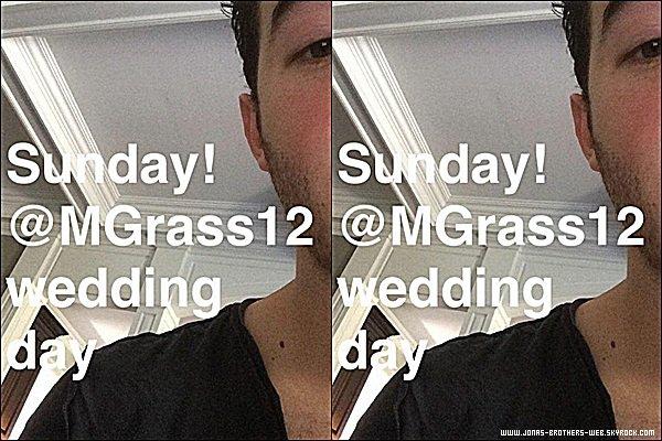 Snapchat | Kevin a posté cette photo sur son compte.