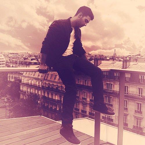 Photo | Perez Hilton a posté cette photo avec Nick.