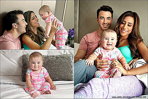 Photoshoot | Photos du shoot pour le magazine People d'Alena et ses parents.