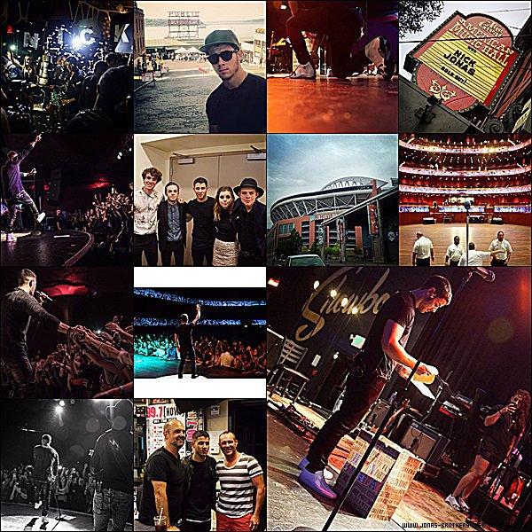 Facebook | Nick a changé sa photo de couverture et de profil Facebook.
