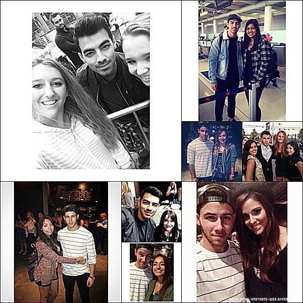 Le 03 Octobre 2014 | Nick est allé au KDWB Skyroom.