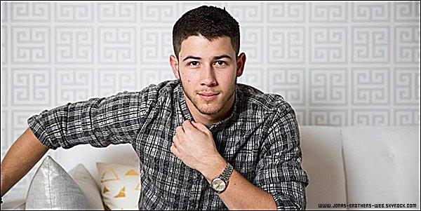 Interview | Nick a donné une interview à la FOX.