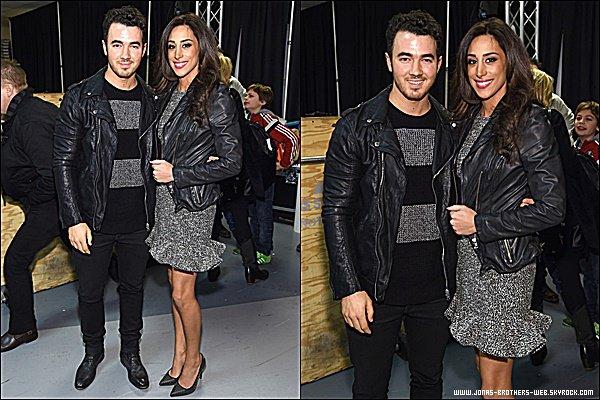 Le 10 Décembre 2014   Nick présent au Q102's Jingle Ball 2014 à Philadelphie.