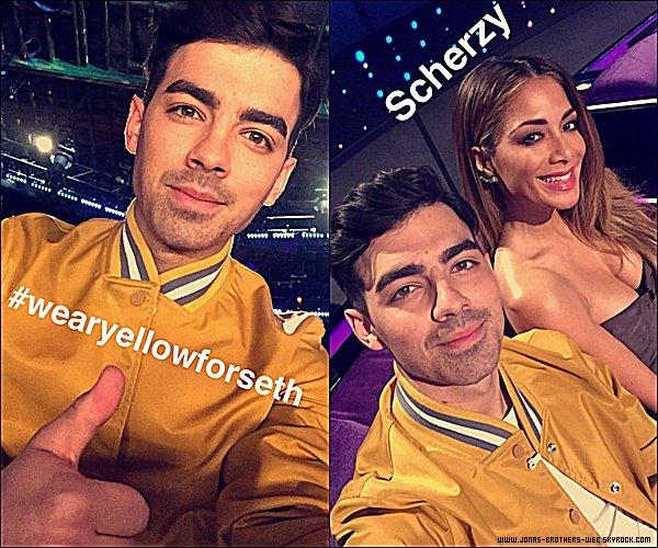 Instagram | Joe a posté cette photo sur son compte.