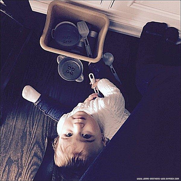 Instagram | Danielle a posté cette photo de la magnifique Alena sur son compte.