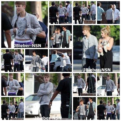 22.09.11 Justin dans Los Angles