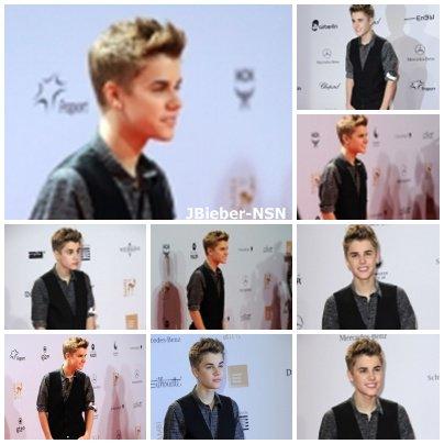 Justin Bieber - Mistletoe  Bambi Awards 2011