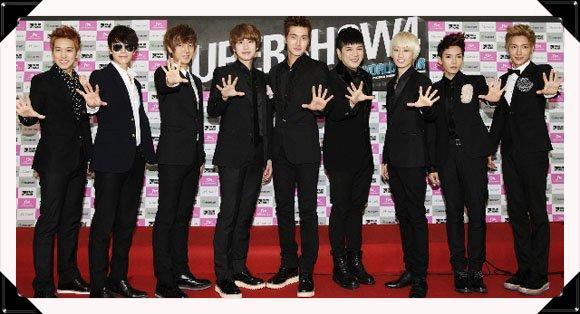 Un membre très spécial chez les Super Junior chap 1