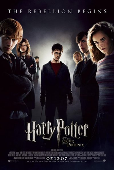 Harry Potter Today!!!