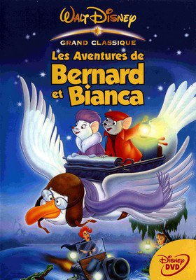 ...... Bernard et Bianca ......