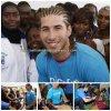 Champion d'Espagne Sergio Ramos au Sénégal! L'invitation de l'UNICEF