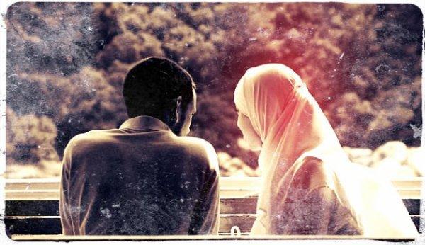 L'épouse doit crier sur son mari mais seulement pour lui crier son amour. L'époux doit lever sa main sur sa femme seulement pour lui essuyer ses larmes.