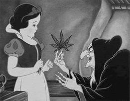 On sais pourquoi elle fume maintenant