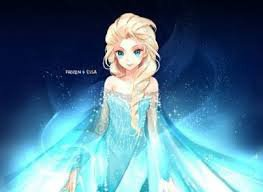 Elsa version manga