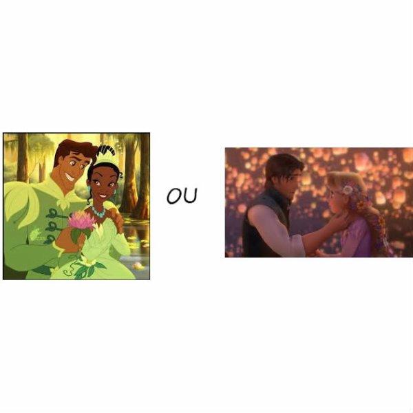Quelle couples vous préferez ?