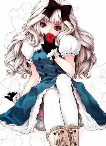 Alice version manga ♥