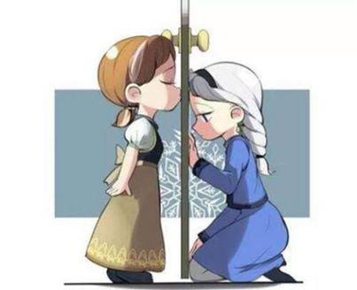 ♥ Elsa et Anna ♥