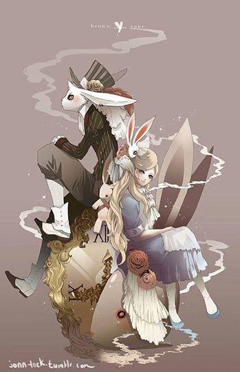 ♥ Alice aux pays des merveille ♥