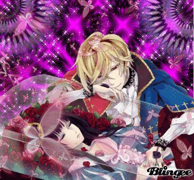 Blanche-Neige et son prince version mangas