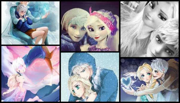 ♥♥♥ Elsa & Jack ♥♥♥