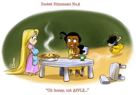 La peur des pomme