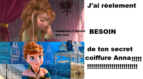Secret de coiffure