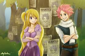 Fairy tail version disney