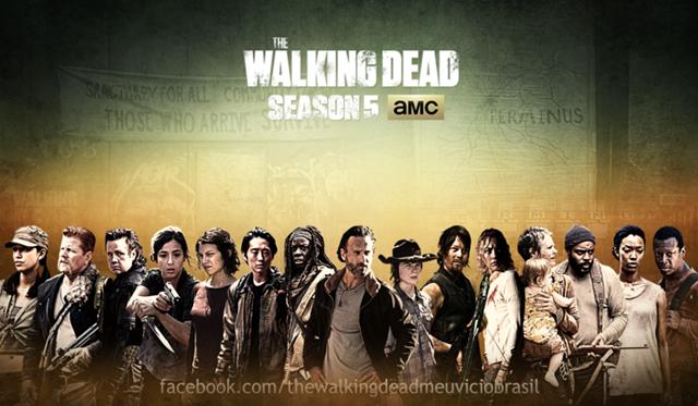 The Walking Dead : Saisons 5