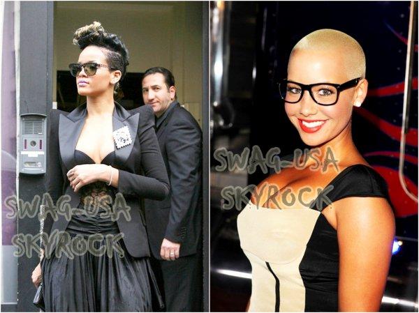 T'es plutot Rihanna ou Amber ?
